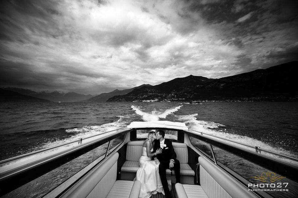Matrimonio inglese sul lago di Como