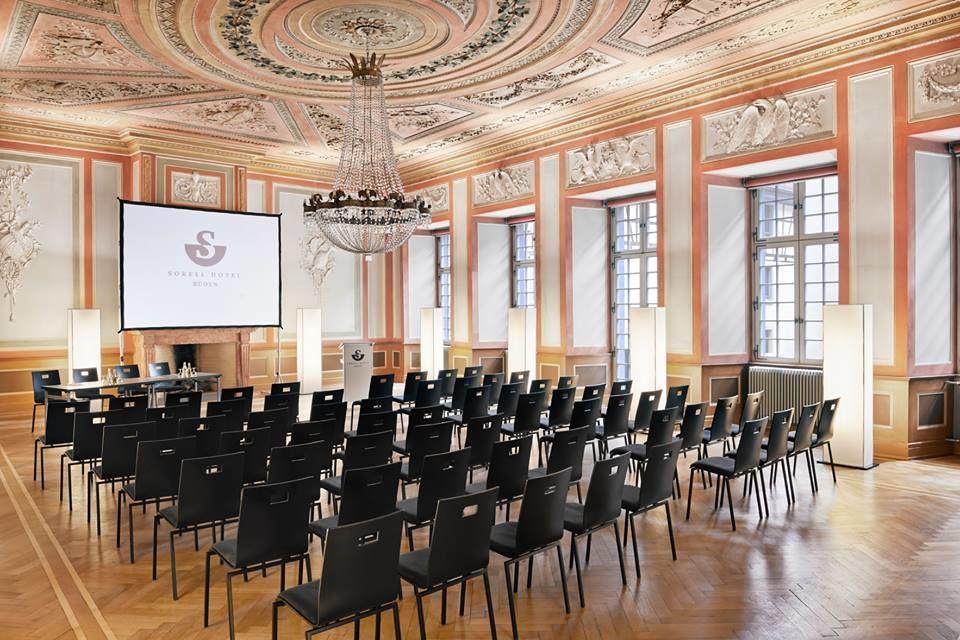 Beispiel: Eindruck von den Räumlichkeiten, Foto: Sorell Hotel Rüden.
