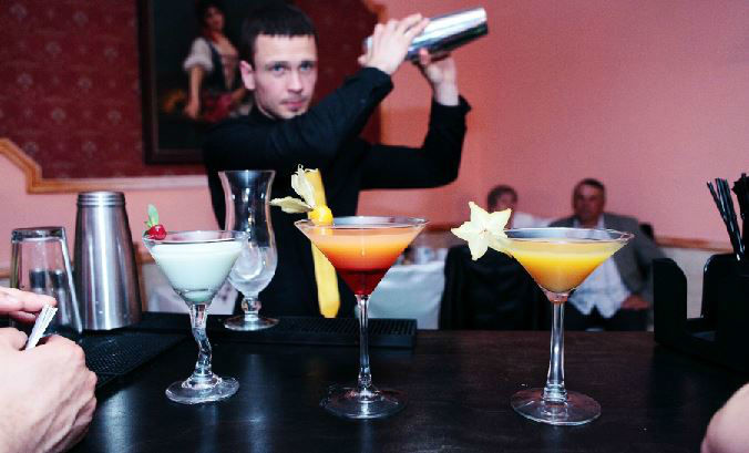 Shake Me barman na wesele