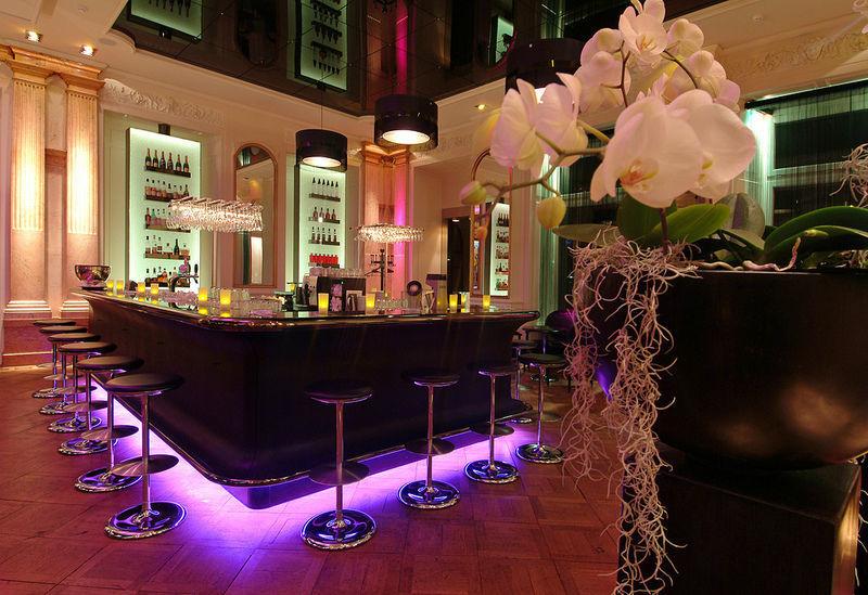 Schweizerhof Bar Foto: Hotel Schweizerhof Luzern
