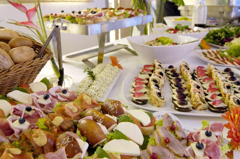 Beispiel: Gastronomische Köstlichkeiten, Foto: BeachCenter Hamburg.