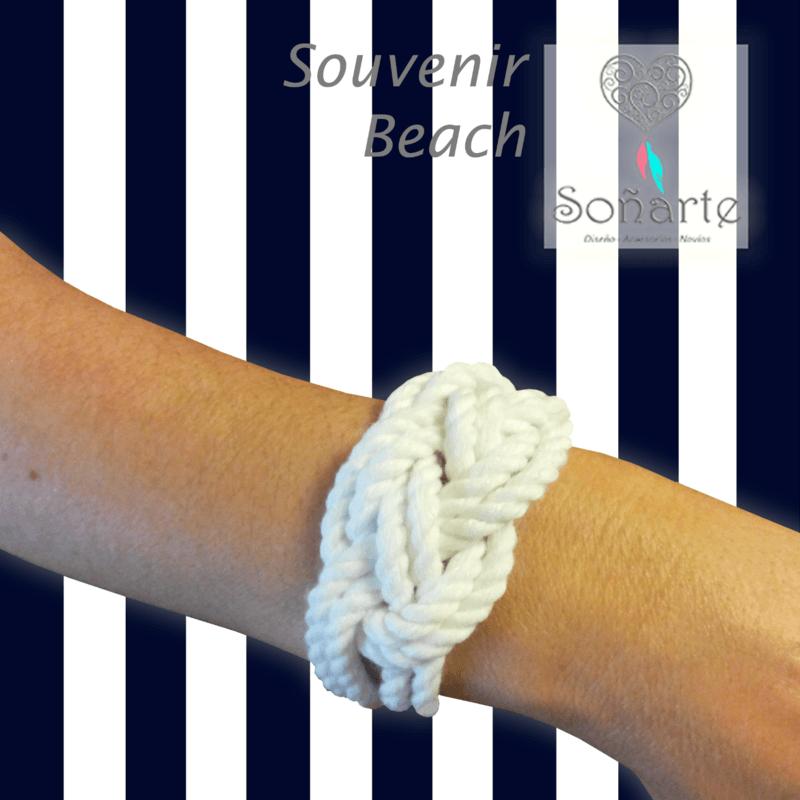 Souvenir Beach · Brazalete para tus invitadas femeninas