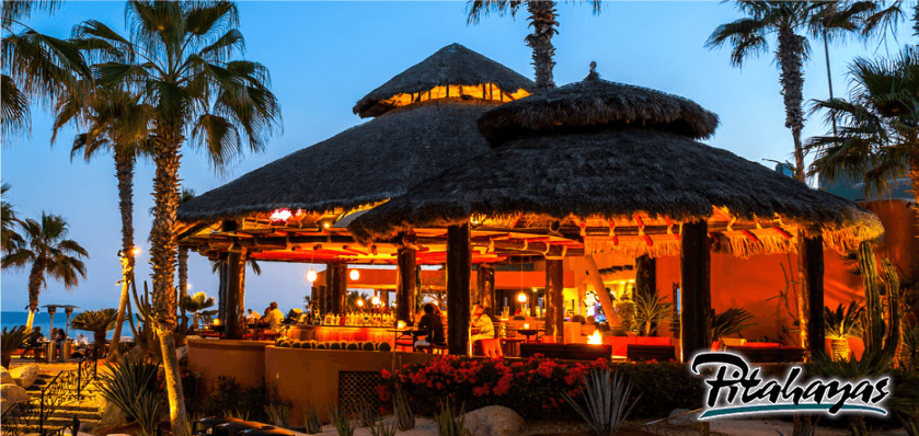Restaurant Pitahayas en Cabo San Lucas.