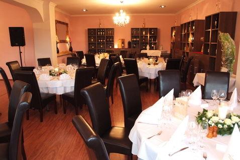 Beispiel: Restaurant mit Ambiente, Foto: La Villa Henkenberg.