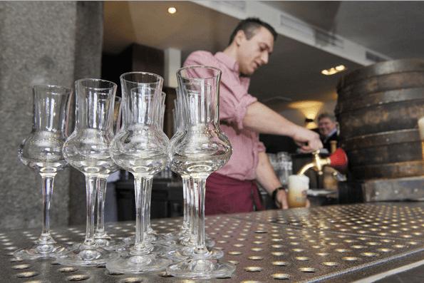 Beispiel: Bar, Foto: Der Pschorr.