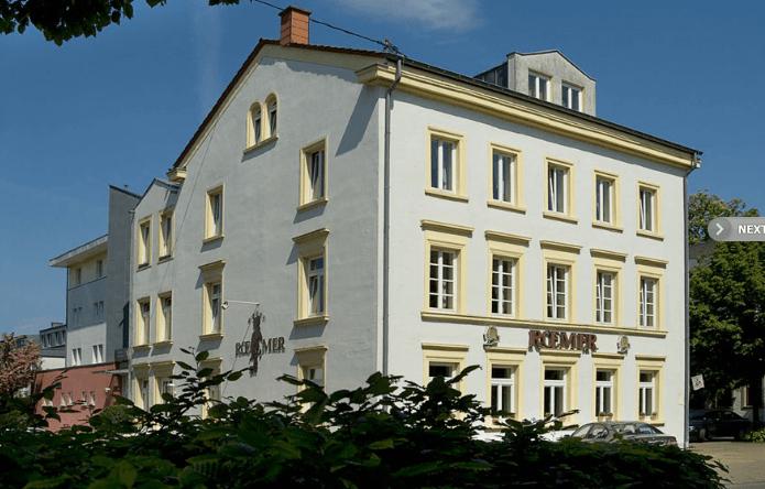 Außenansicht, Foto: Hotel-Restaurant Roemer