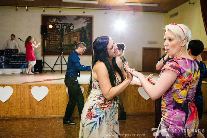 Beispiel: Fotos von Ihrer Hochzeitsfeier, Foto: George Natis Photography.