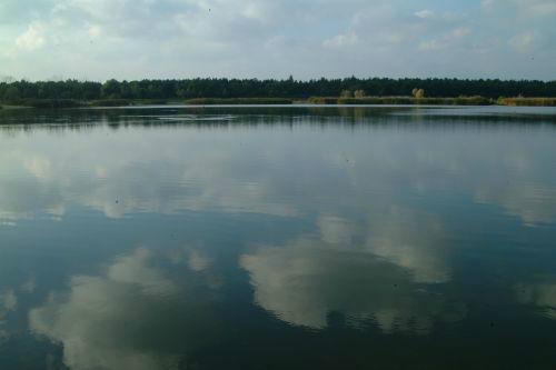 Beispiel: Umgebung, Foto: Villa am Habermannsee.