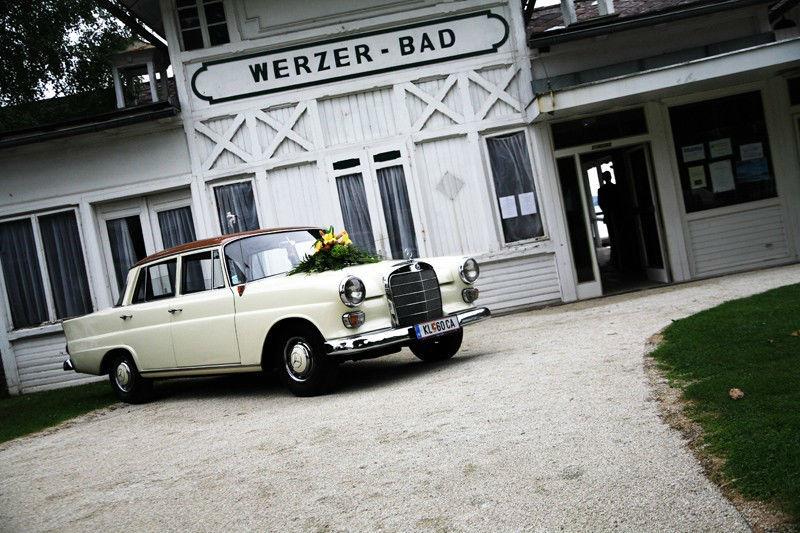 Beispiel: Hochzeit im stilvollen Ambiente, Foto: Hotel Werzer's.