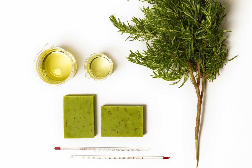 Awake Soap - romero & aceite de oliva