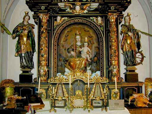 Beispiel: Kapelle, Foto: Burg Strechau.