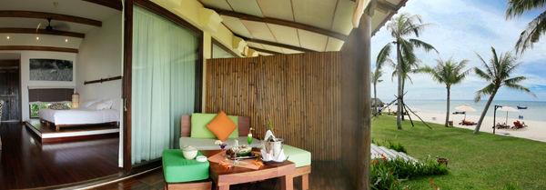 Zimmerbeispiel des Chen Sea Resort & Spa Phu Quoc, Foto: Centara Hotels and Resorts., Foto: Centara Hotels and Resorts.