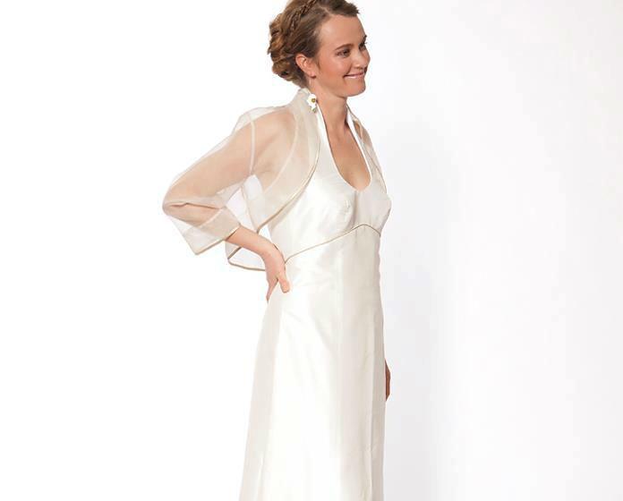 Beispiel: Brautkleid Margerite, Foto: JAAP Brautmode.