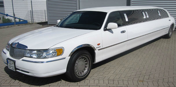Beispiel: Chrysler, Foto: Badenlimo.de.