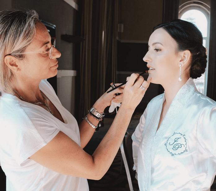 Foto: João Almeida Lucília Lara - Make Up
