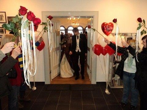 überraschung Hochzeit