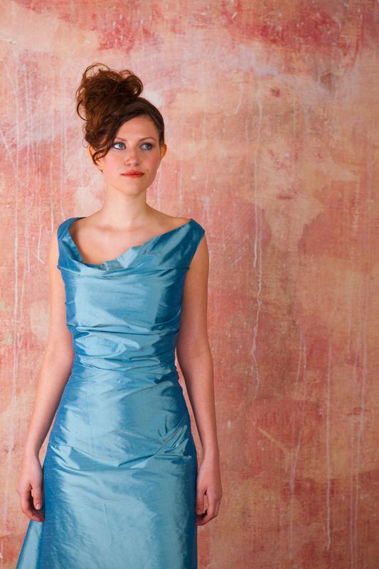 Beispiel: Abendmode, Foto: cees.fashion.