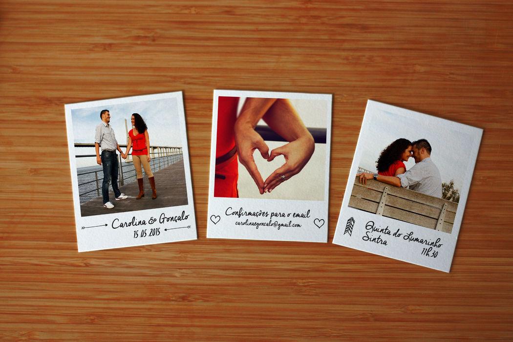 Coleção Carolina&Gonçalo