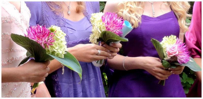 Beispiel: Beratung bis ins kleinste Detail, Foto: Divine Weddings.