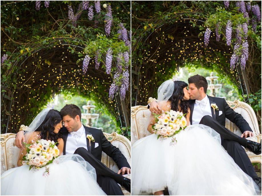 Arco do Amor no Jardim