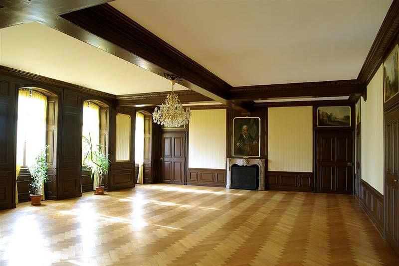 Beispiel: Großer Salon, Foto: Schloss Langenselbold.