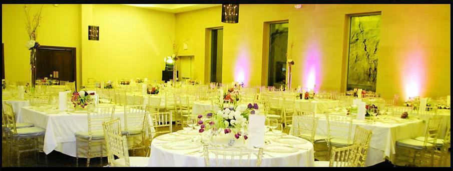Salón Villareal Eventos para bodas en Chihuahua