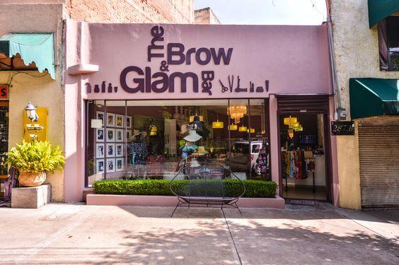 The Brow & Glam Bar
