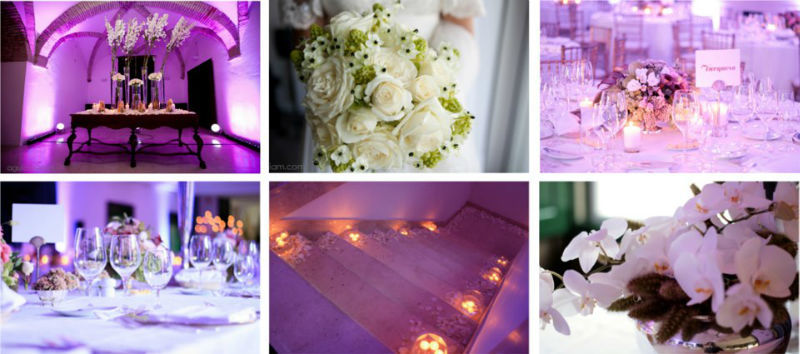 Details from a Wedding by The Wedding Company