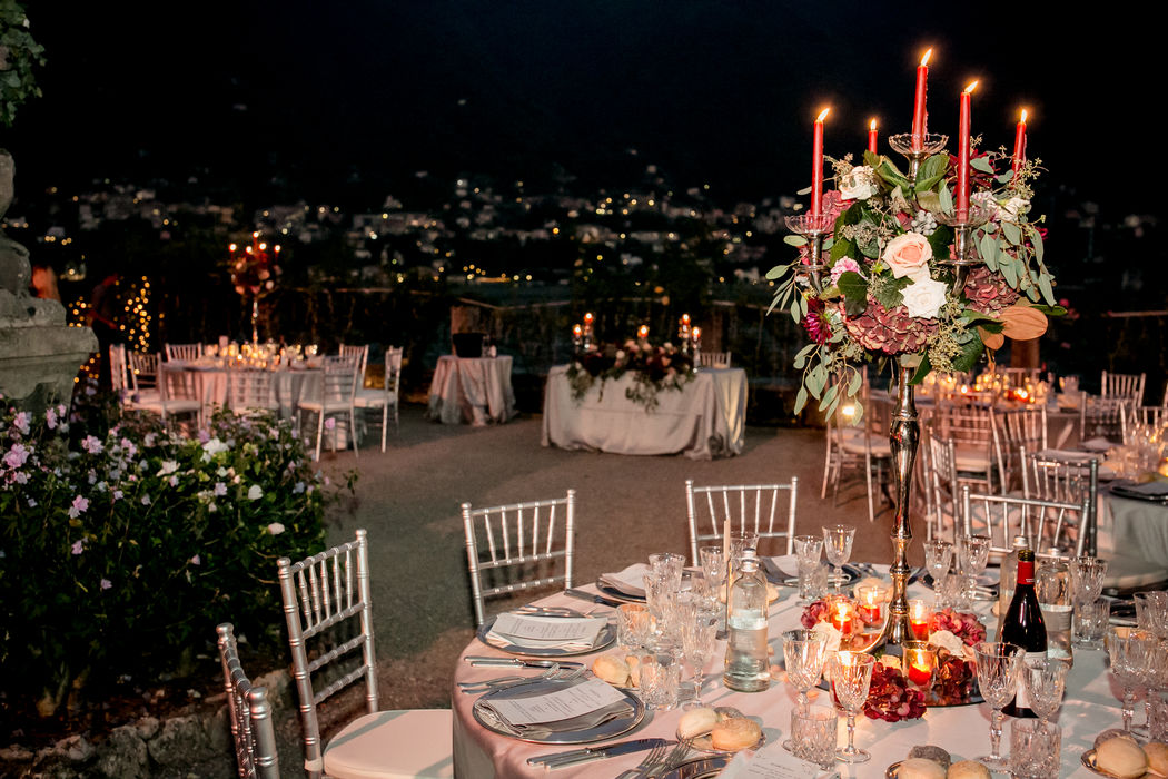 Villa Pizzo, Indian Wedding