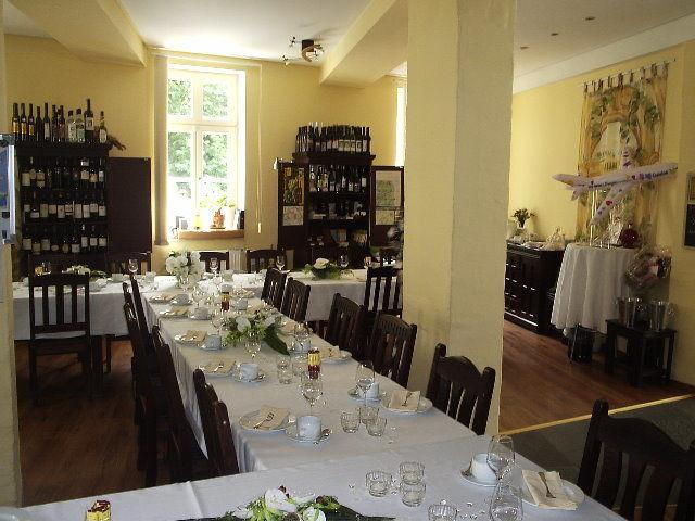 Beispiel: Räumlichkeiten, Foto: Villa del Vino.