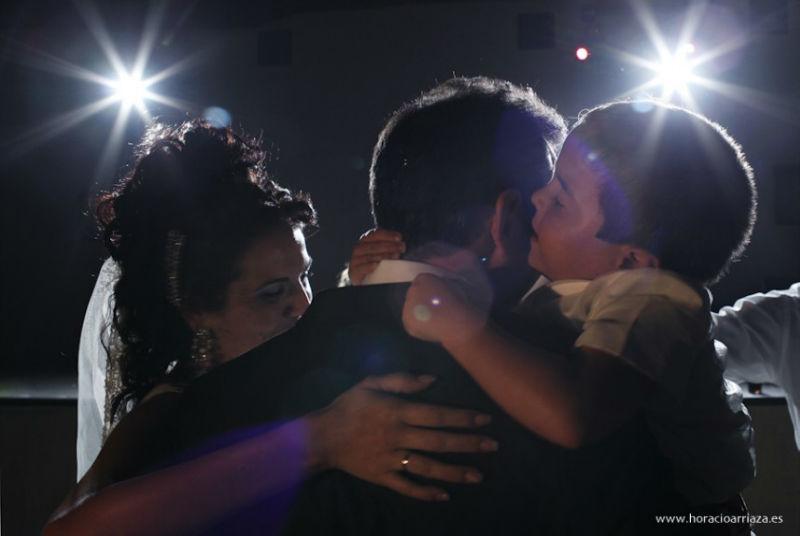 Horacio Arriaza Wedding Photographer