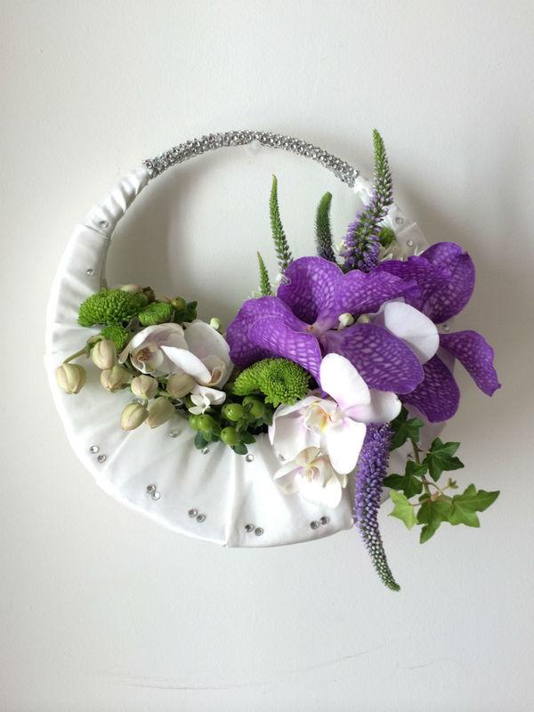 Anel. Foto: Flores a la Carte