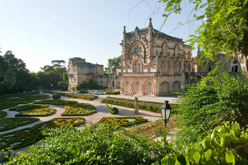 Foto: Palace Hotel do Bussaco