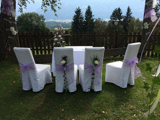 Beispiel: Blumen für die Zeremonie, Foto: Vitalgarten.