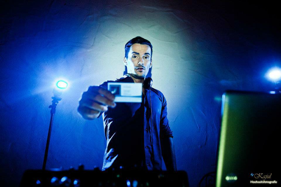 Beispiel: DJ Flatrate, Foto: DJ Flatrate.