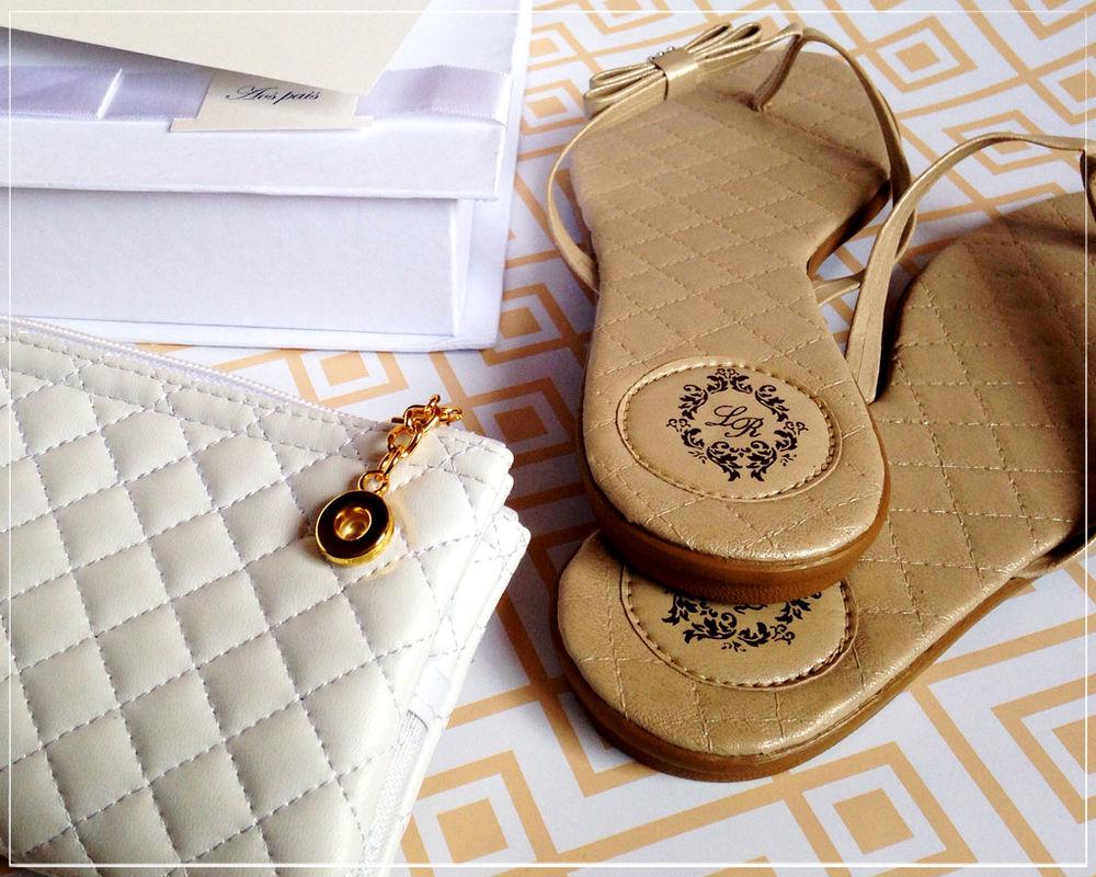 Gift para Madrinhas | Giselle Branco