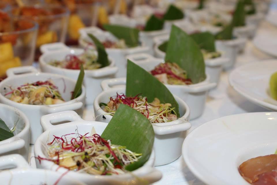 Beispiel: Kulinarisches, Foto: Seehaus Ingolstadt.