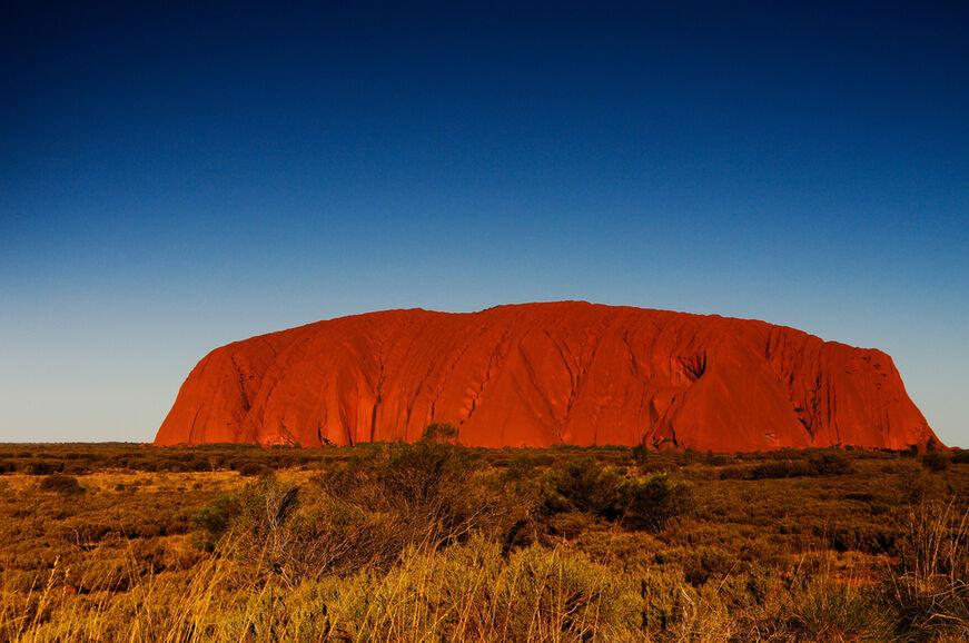 Australia  - Ayers Rock -