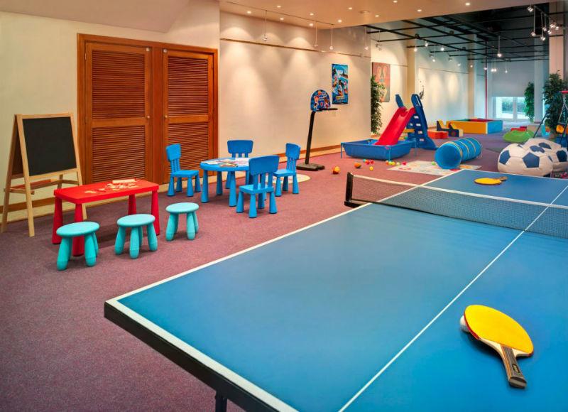 Playground, hotel HF Ipanema Park