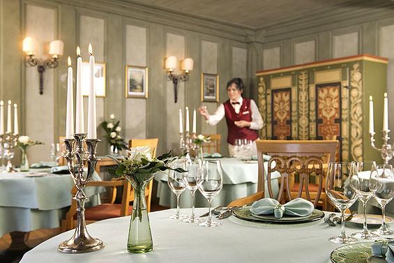Beispiel: Die Bohlenstube, Foto: Travel Charme Gothisches Haus.