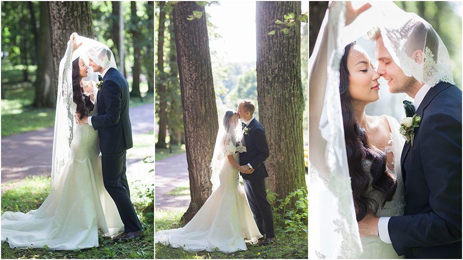 Свадебная фотосессия Димы и Киры