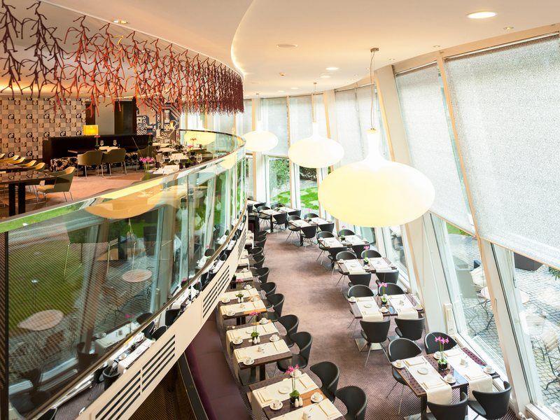 Beispiel: Bar- und Lobbybereich, Foto: Dorint Kongresshotel Mannheim.