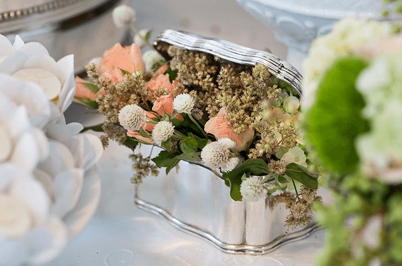 Gioia Decoração Casamento na residência