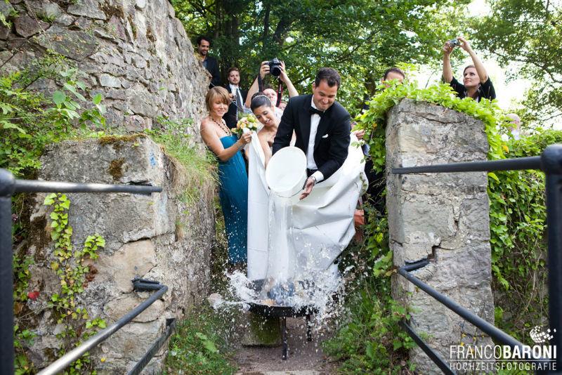 Beispiel: Einzigartige Bilder von Ihrer Hochzeit, Foto: Franco Baroni.