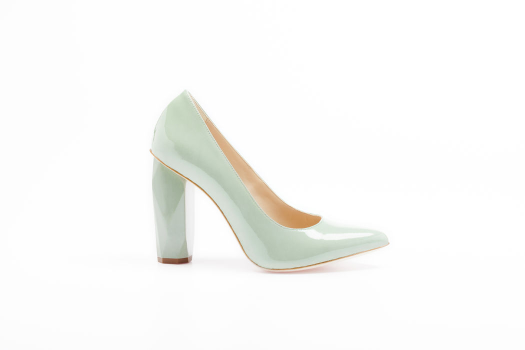 Diamond Pump . Arctic Mint