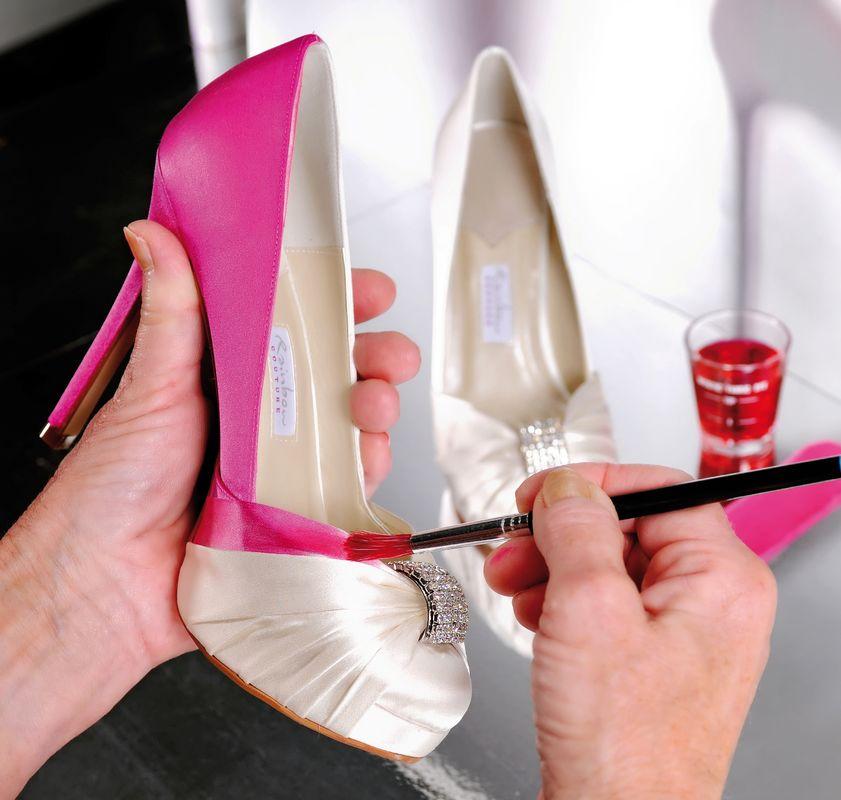 Palette Colour Shoes
