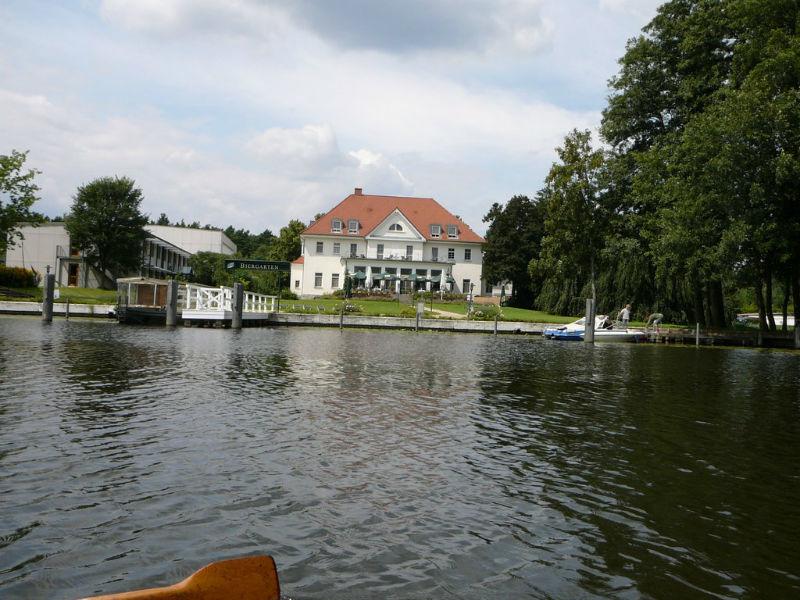 Beispiel: Blick über den See, Foto: Akademie Berlin - Schmöckwitz.
