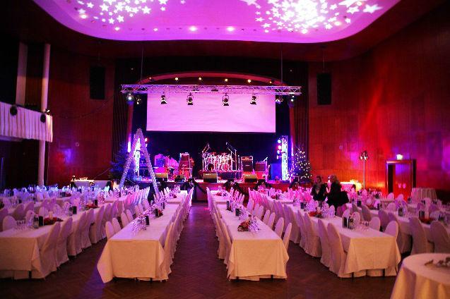 Beispiel: Umsetzung großer Events, Foto: Skyline Catering & Event's.