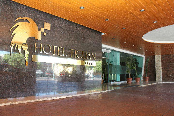Hotel Ticuán en Tijuana