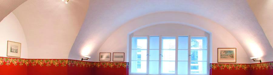 Beispiel: Rieslingzimmer, Foto: Kupferbergterrasse.